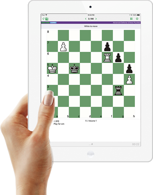 chessking app – The best Chess Learning App for mobiles iOS